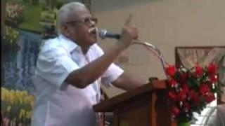 """Sathya Muzhakkam Ministries """"திருந்தியவன் """" Rev. Ps. S.A. Sundararaj"""
