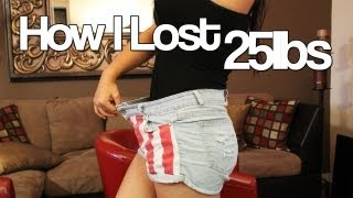 How I Lost 25 Lbs Without Exercise in 3 EASY STEPS - YouTube