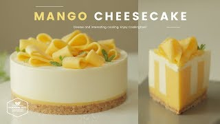 Video 노오븐~♪ 망고 치즈케이크 만들기 : No-Bake Mango Cheesecake Recipe : マンゴーレアチーズケーキ   Cooking tree MP3, 3GP, MP4, WEBM, AVI, FLV Juni 2019