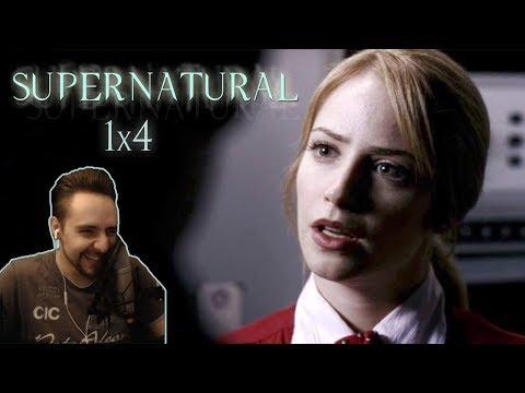 """Supernatural Season 1 Episode 4 Reaction """"Phantom Traveler"""""""