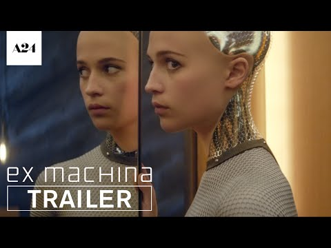 Ex Machina Trailer 881444253341992111