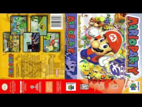 Mario Party OST Peaceful Mushroom Village