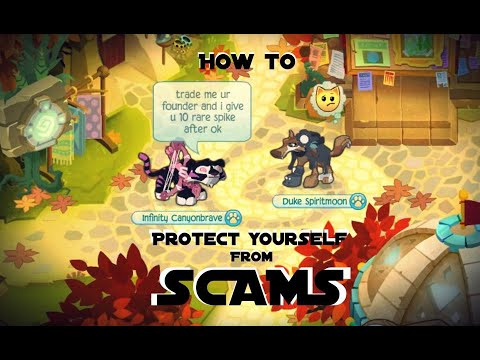 How to never get scammed on Animal Jam!