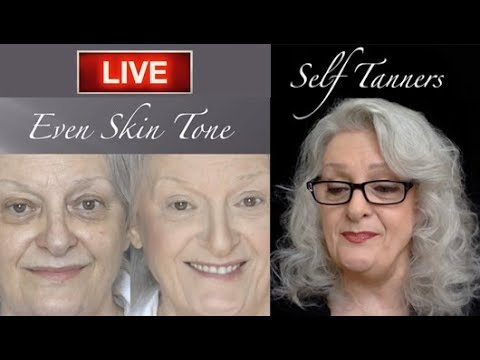 LIVE - Sun Tanning, Self Tanners & How to Achieve Even Skin Tone Simply & Effectively + Q&A