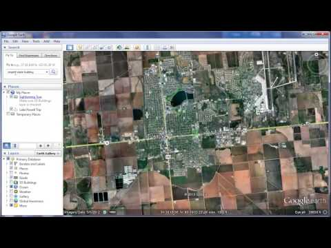 Google Earth Pro tutorial