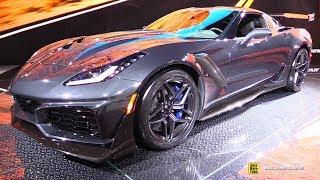 2019 Chevrolet Corvette ZR1 - Exterior and Interior Walkaround - 2017 LA Auto Show