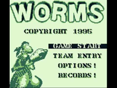 worms game boy advance