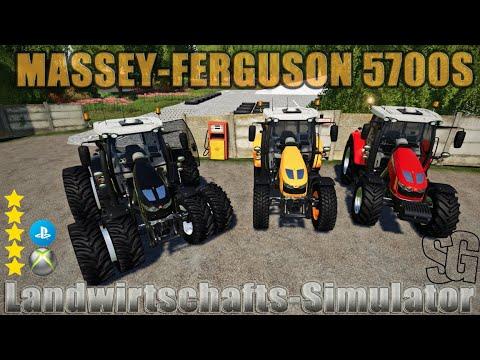 Massey-Ferguson 5700S v1.1.0.0