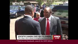 Kenya: Kenyatta's Visit To Ethiopia Aimed At Strengthening Ties