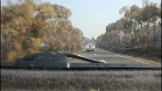 Dunalley Australia  city images : Tasmanian bushfires Murdunna Through Dunalley