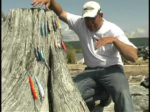Présentation d'un DVD de techniques de pêche au doré