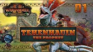 Video CULT OF SOTEK - Total War Warhammer 2 - Part 1 MP3, 3GP, MP4, WEBM, AVI, FLV April 2019