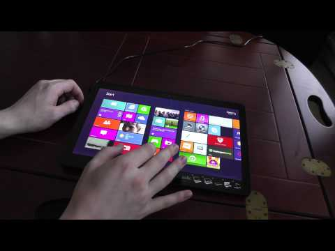 Sony Vaio Fit Multi-flip First Impressions