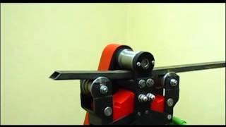Электрогидравлический профилегиб APV-100 Metal Master