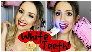 How I Keep My Teeth WHITE!! by Piink Sparkles