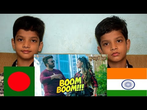 Download IndianTwins Filmy Reaction Boom Boom   Shakib Khan   Shabnom Bubly HD Mp4 3GP Video and MP3