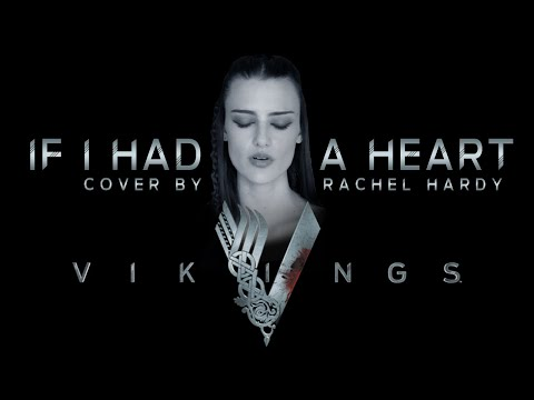 """Fever Ray  """"If I Had a Heart"""" Cover by Rachel Hardy"""