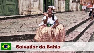 Salvador da Bahia is the third largest city in Brazil after São Paulo and Rio de Janeiro. It is the capital of the northeastern state of...