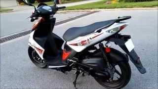 7. 2014 Kymco Super 8 50cc