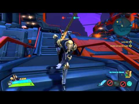 Battleborn - Marquis Gameplay de Battleborn