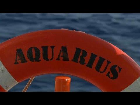 Το Γιβραλτάρ ζητεί από το Aquarius να μη χρησιμοποιεί τη σημαία του…
