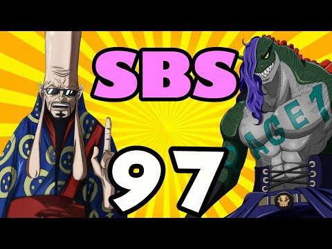 SBS Breakdown Vol. 97: Five Years Left & Tobi Roppo Info! - One Piece Discussion   Tekking101