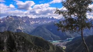 Calalzo Di Cadore Italy  city pictures gallery : Timelapse Rifugio Chiggiato Calalzo di Cadore (BL)