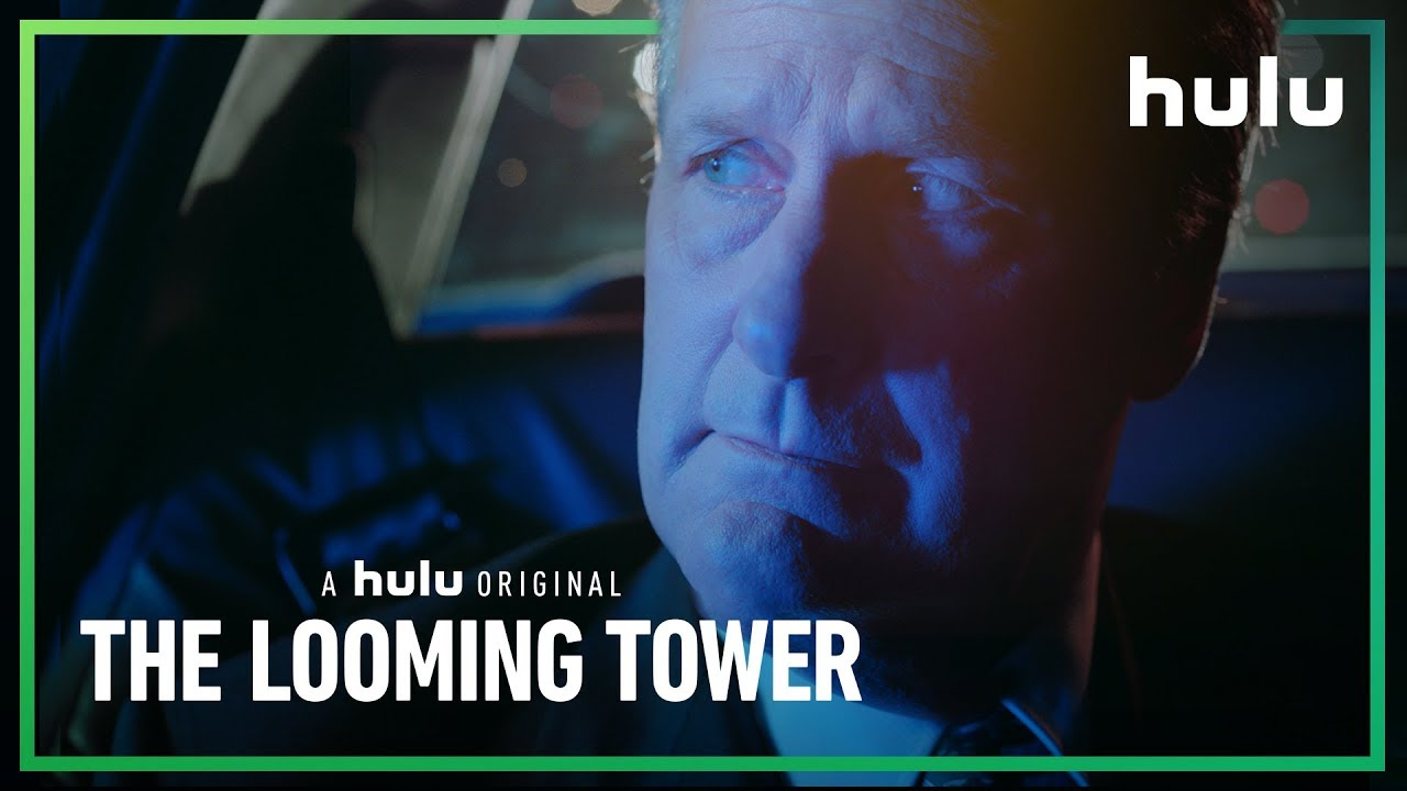 Divided We Fail. Watch Jeff Daniels in Hulu 9/11 Scripted Drama Series 'The Looming Tower' (Trailer) with Peter Sarsgaard, Michael Stuhlbarg & Alec Baldwin