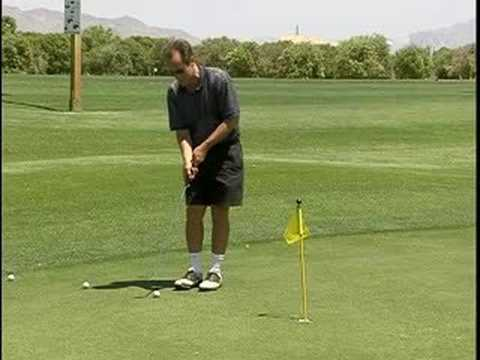 Golf Putting Instruction : Putting Back Swing