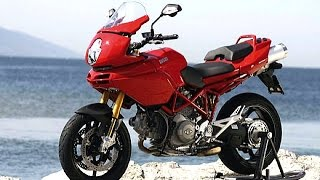 10. Ducati Multistrada 1100 exhaust sound and acceleration compilation