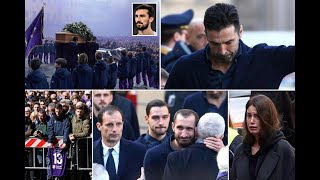 Video Football greats join mourners on packed streets of Florence for Astori funeral - 247 News MP3, 3GP, MP4, WEBM, AVI, FLV Maret 2018