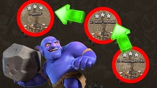 Video UNSTOPPABLE!! - Clash Of Clans - RAMPAGING BOWLERS!! MP3, 3GP, MP4, WEBM, AVI, FLV Juni 2017