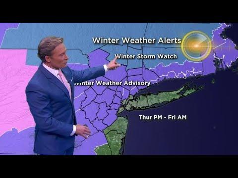 11/14 CBS2 Evening Weather Update