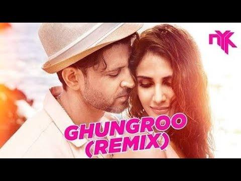 Ghungroo Remix Song | War | Hrithik Roshan | Vaani Kapoor