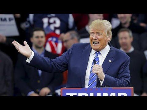 ΗΠΑ: Μουσουλμάνοι και μετανάστες στο στόχαστρο του Ντόναλντ Τραμπ