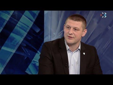 Время Икс. Выпуск с исполнительным директором ФДС Романом Семенихиным