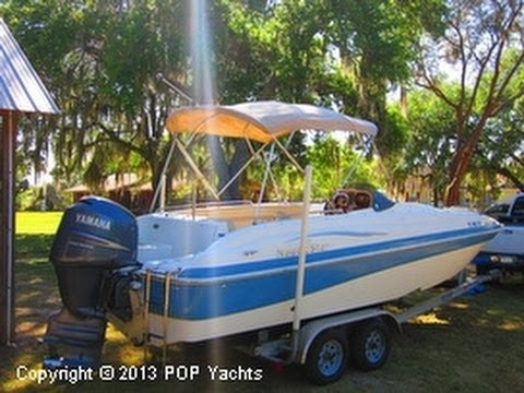 [UNAVAILABLE] Used 2008 Nautic Star 210 Deck Boat in Mulberry, Florida