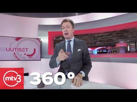 Peter Nyman MTV Uutiset 360° Promo | MTV3