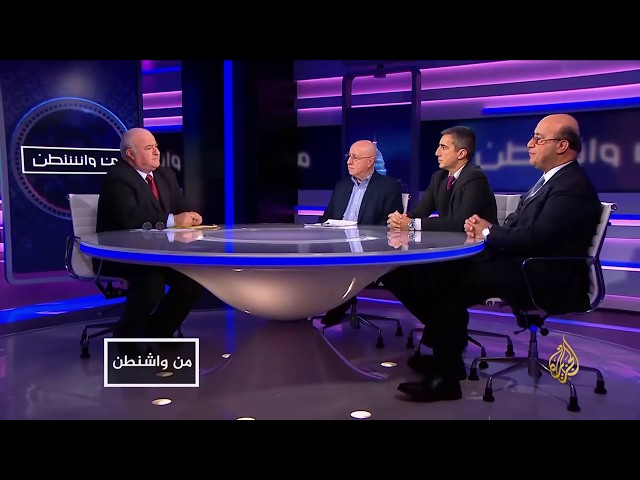 Imad K. Harb talks with Aljazeera about the Russia investigation nightmare for Trump (in Arabic)