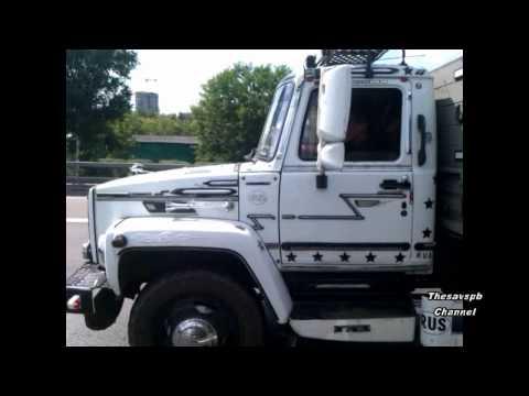 Крутой тюнинг ГАЗа / Cool tuning GAZ
