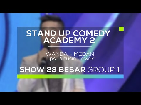 Wanda - Tips Putusin Cewek (SUCA 2 - 28 Besar Group 1)