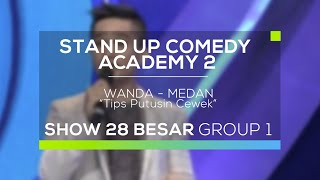 Video Wanda - Tips Putusin Cewek (SUCA 2 - 28 Besar Group 1) MP3, 3GP, MP4, WEBM, AVI, FLV Desember 2017