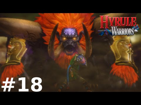Hyrule Warriors -- Legend Mode - Scenario 18: Liberation Of The Triforce