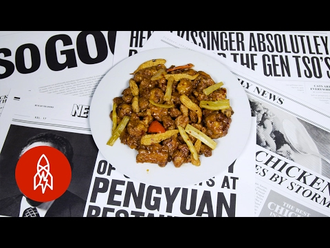 The Famous Chinese Dish That Isn't in China