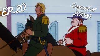 Nonton VENGEANCE - The Legend of Zorro 20 - EN Film Subtitle Indonesia Streaming Movie Download