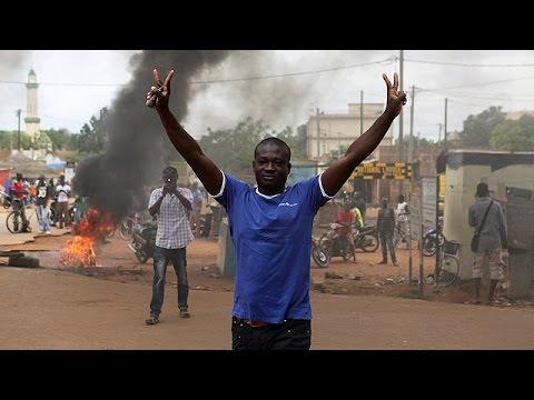 Στρατιωτικό πραξικόπημα στην Μπουρκίνα Φάσο