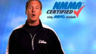 What is the benefit of buying an NMMA Certified boat?