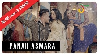 Nilam (Gamma1) & Danang - Panah Asmara | Official Video Clip