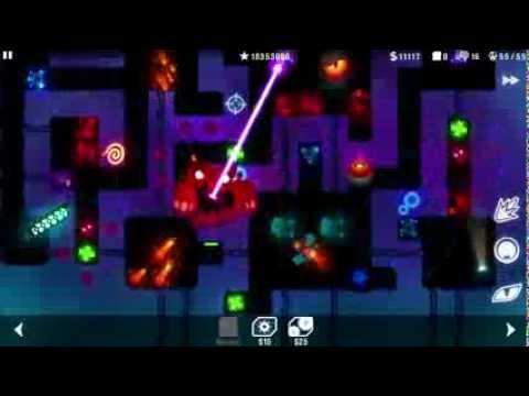 Video of Radiant Defense