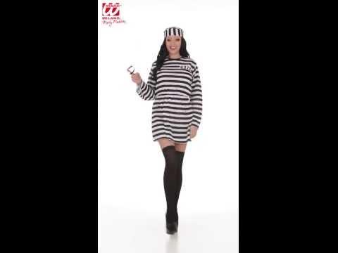 Costume de Prisonnière-v29688